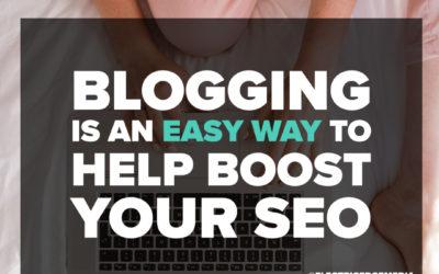 SEO Tips: Blogging